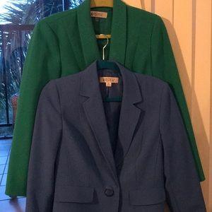 Set of 2 Blazers